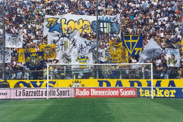 Parma - Udinese 99-00